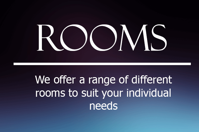 Rotation-rooms